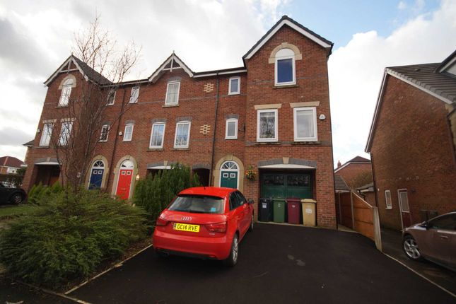 Thumbnail Town house to rent in Butterwick Fields, Horwich, Bolton