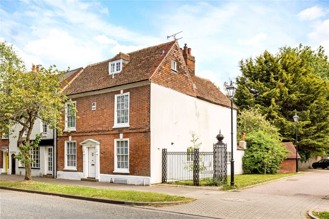 Thumbnail Terraced house for sale in St. Pancras, Chichester, West Sussex