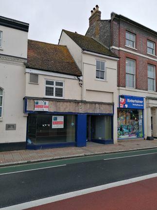 Thumbnail Retail premises for sale in St. James Street, Newport
