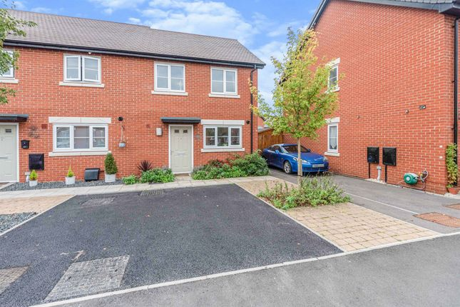 2 bed end terrace house for sale in Lawnspool Drive, Kempsey, Worcester WR5