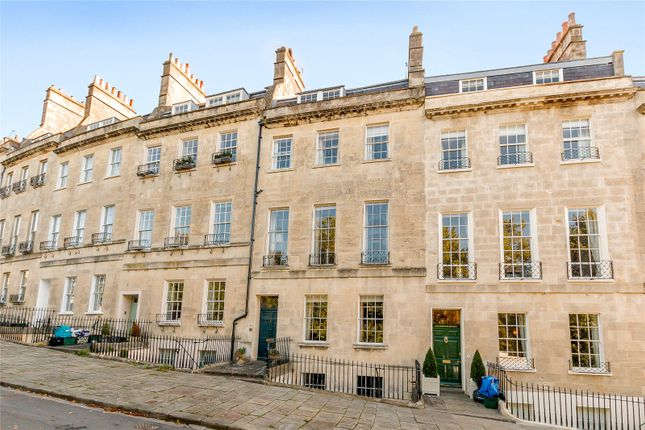 Terraced house for sale in Lansdown Place East, Bath