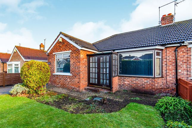 Thumbnail Bungalow for sale in Blue Bell Grove, Middlesbrough, Cleveland