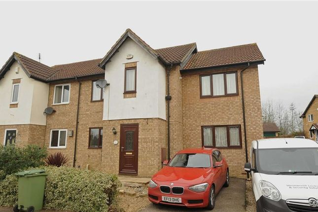 Thumbnail Semi-detached house for sale in Chatsworth Drive, Wellingborough