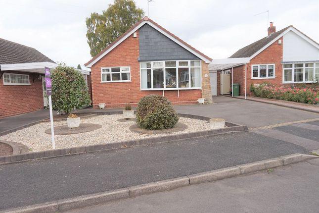 Thumbnail Detached bungalow for sale in Regent Close, Kingswinford