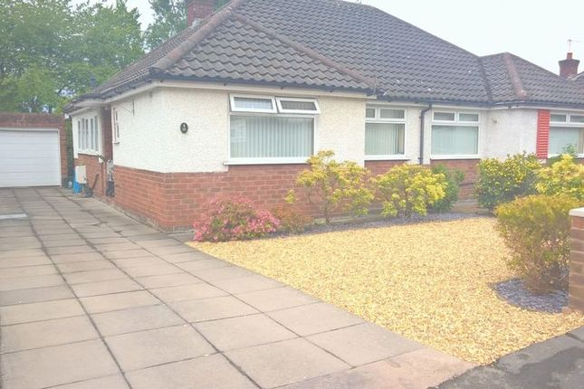 Thumbnail Bungalow to rent in Sutton Drive, Chester