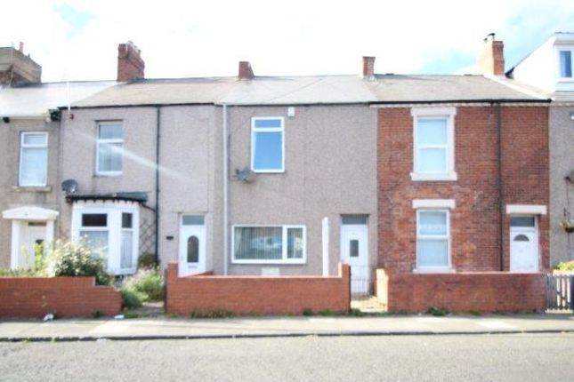 Thumbnail Terraced house for sale in Plessey Road, Blyth