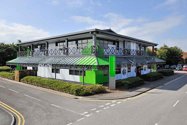 Thumbnail Office to let in Honeycomb West, First Floor Suite, Chester Business Park