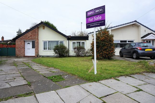 Thumbnail Bungalow for sale in Chiltern Drive, Liverpool