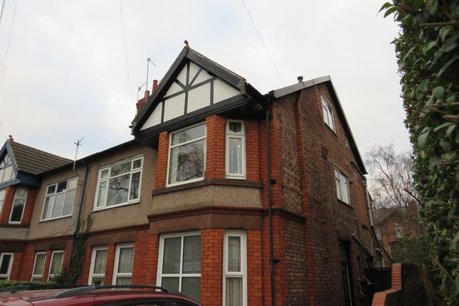 3 bed flat for sale in Borough Road, Tranmere, Birkenhead CH42