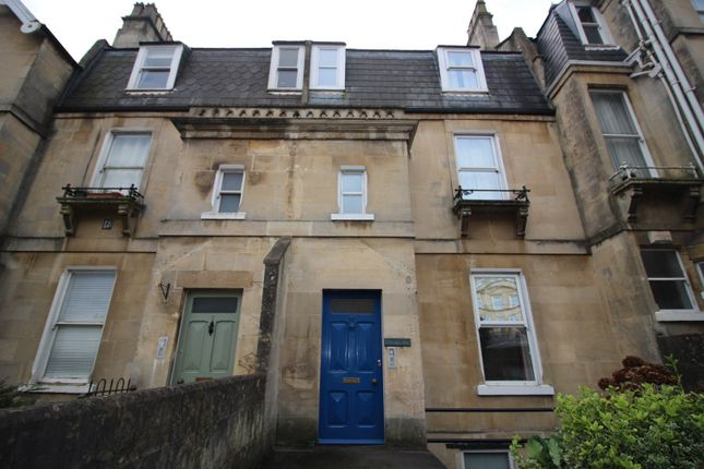 Thumbnail Flat to rent in Spencers Belle Vue, Bath