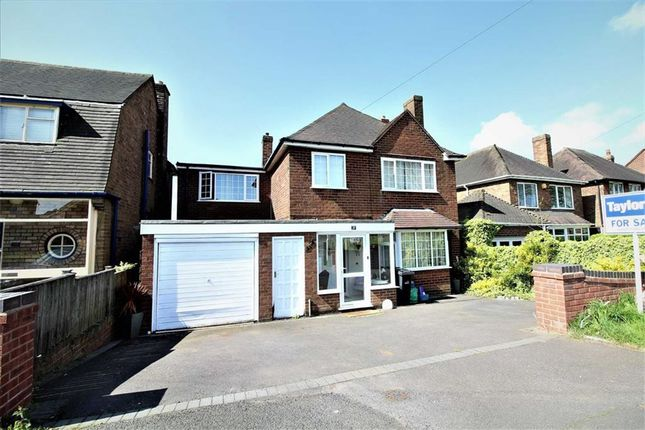 Thumbnail Detached house for sale in The Ridgeway, Sedgley, Dudley