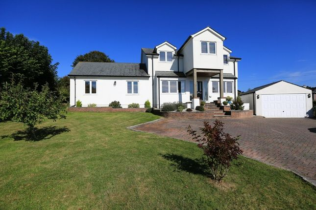 Thumbnail Detached house for sale in Dunstone Road, Plymstock, Plymouth