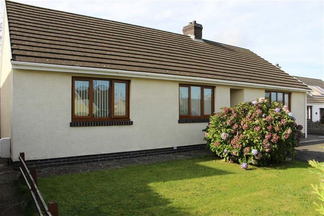 3 bed detached bungalow for sale in Lilac Close, Milford Haven