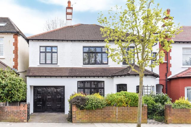 Thumbnail Detached house for sale in Strathbrook Road, London