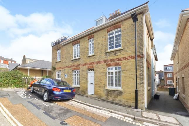 Thumbnail End terrace house for sale in Cowes, Isle Of Wight, .