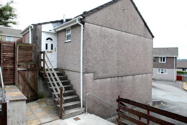 Entrance Stairs of Monksmead, Tavistock, Devon PL19