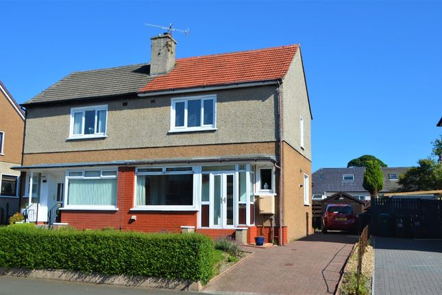 2 bed semi-detached house for sale in Lawrence Avenue, Helensburgh, Argyll And Bute G84