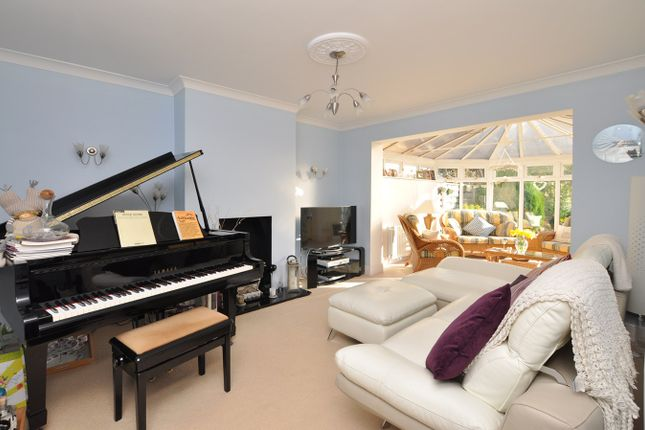 Thumbnail Semi-detached house for sale in Sherwood Way, West Wickham