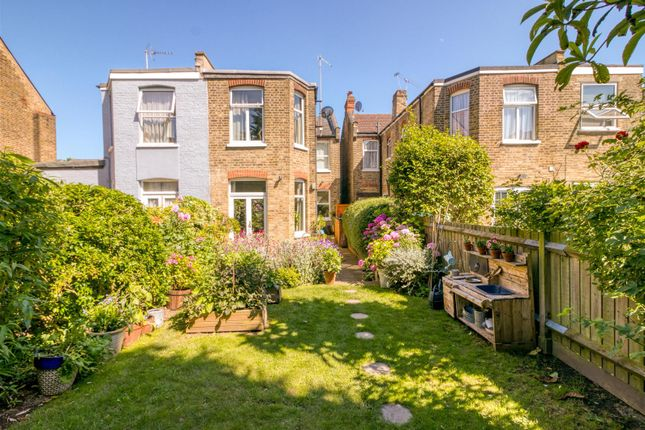Thumbnail Semi-detached house for sale in Green Lanes, Palmers Green
