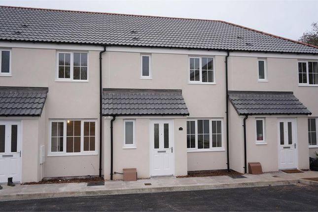 Thumbnail Terraced house to rent in Longkeeper Court, Liskeard