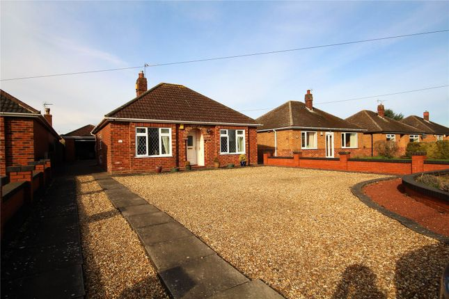 Thumbnail Bungalow to rent in Station Road, Branston