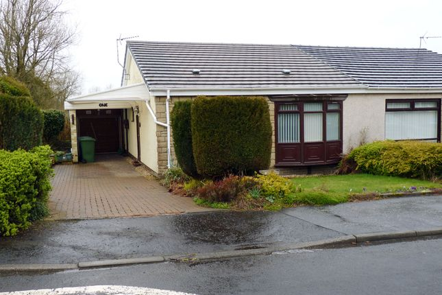 Thumbnail Bungalow for sale in Pitcairn Crescent, Hairmyres, East Kilbride