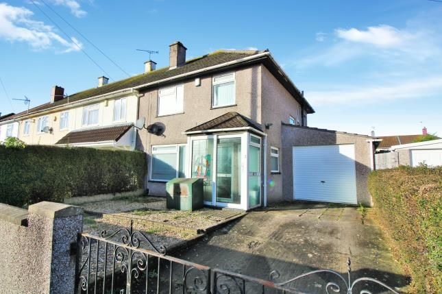 Thumbnail End terrace house for sale in Ullswater Road, Southmead, Bristol