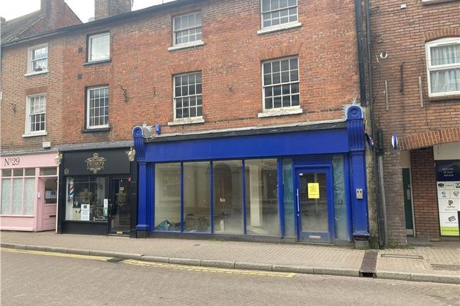 Thumbnail Retail premises to let in 31-32 High Street, Tring