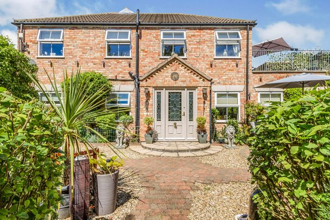 Thumbnail Detached house for sale in Holt Lane, Cosby, Leicester