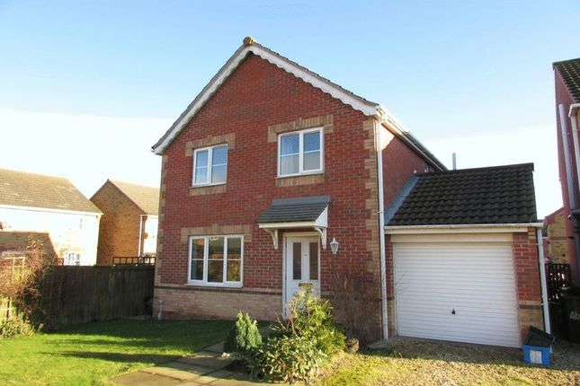 Thumbnail Detached house for sale in Bedford Way, Scunthorpe