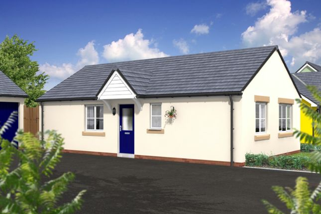 Thumbnail Detached bungalow for sale in Deer Park, Westward Ho