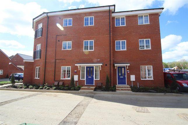 Thumbnail Flat to rent in Highland Mews, Moreton Drive, Maids Moreton, Buckingham