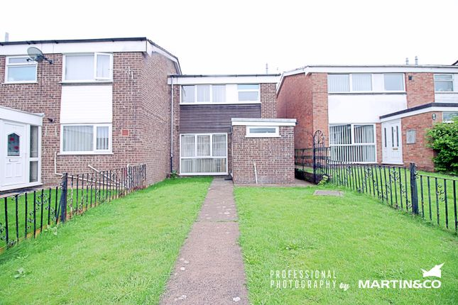 Thumbnail Semi-detached house for sale in Glenwood, Cardiff