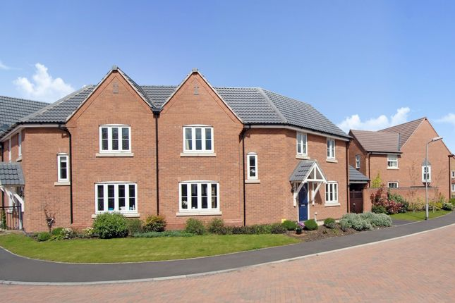 "Thumbnail Semi-detached house for sale in ""Fairway"" at Whites Lane, New Duston, Northampton"