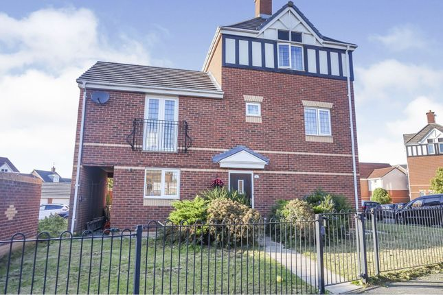 Thumbnail Semi-detached house for sale in Harebell Close, Widnes