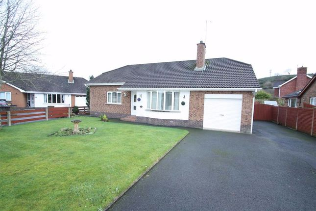 Thumbnail Detached bungalow for sale in Kinedale Park, Ballynahinch, Down