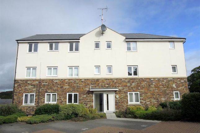 Thumbnail Flat for sale in Fleetwood Gardens, Southway, Plymouth