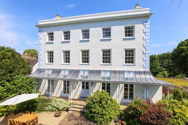 Thumbnail Detached house for sale in Old Ebford Lane, Ebford, Exeter