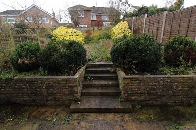 Rear Garden of Charnwood Road, Whitchurch, Bristol BS14