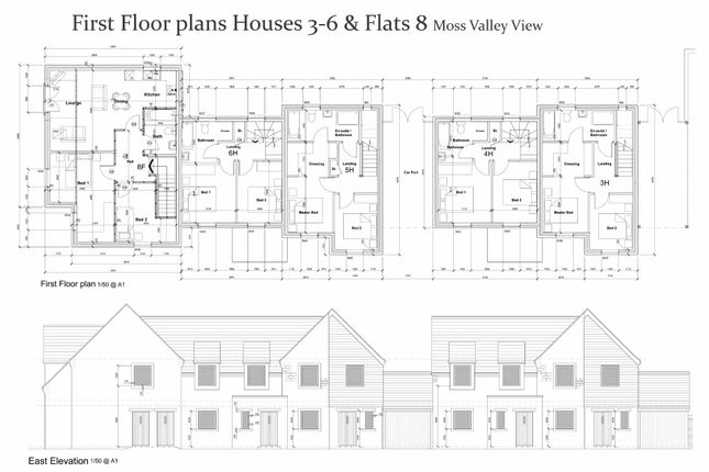 New Build Homes Mosborough Sheffield
