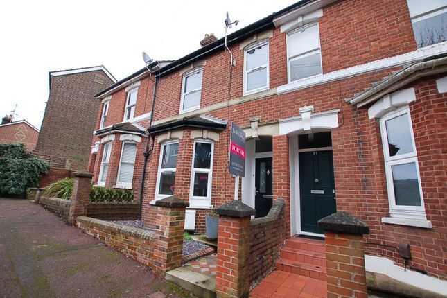 4 bed terraced house for sale in Grosvenor Park, Tunbridge Wells TN1