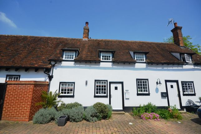 Thumbnail Cottage for sale in King William Court, Church Street, Braintree