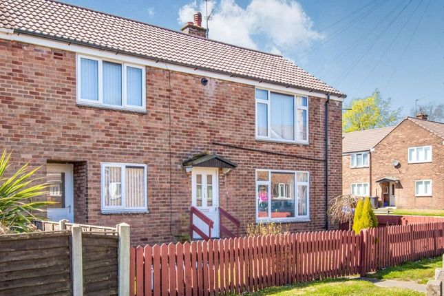 Thumbnail Flat to rent in Hawthorn Crescent, Skelmersdale