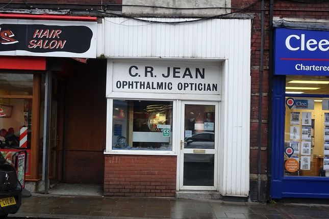 Thumbnail Retail premises for sale in Station Road, Port Talbot, Neath Port Talbot.