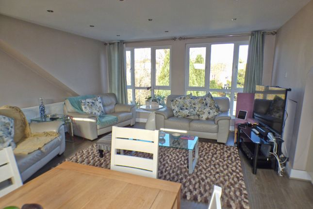 Thumbnail Maisonette to rent in Orpington Road, Winchmore Hill