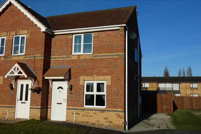 Thumbnail Semi-detached house to rent in Herriot Walk, Scunthorpe