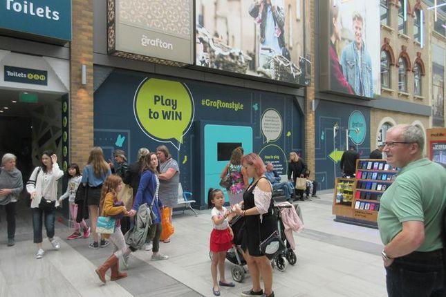 Thumbnail Retail premises to let in Grafton Centre, Cambridge