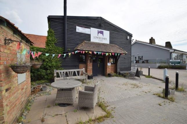 Thumbnail Retail premises to let in Cafe, Lower Barn Farm, London Road, Rayleigh