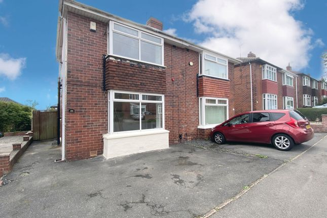 2 bed semi-detached house for sale in Newlands Road, Sheffield S12