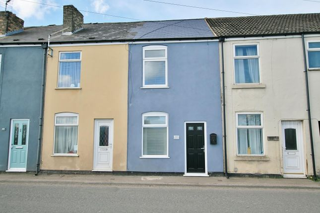 2 bed terraced house for sale in Barlborough Road, Clowne, Derbyshire S43